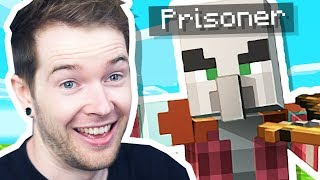 I Caught a PRISONER in Minecraft Hardcore!