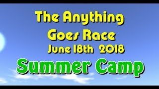 Anything Goes Race 2018 06 08 Summer Camp