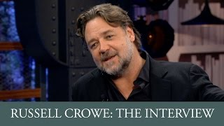 Russell Crowe Full Interview