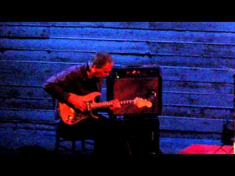 Tom Verlaine on a Brooklyn Stage - 9/26/2010. Galapogos