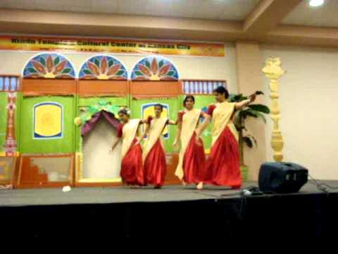 Fagunero Mohonay by Mudra Dance Academy Students