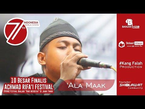 FINAL #FBHM 2016 6 Besar - Ala Maak Sidoarjo (Juara 2)