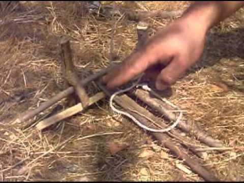 Survivor chile trampa simbra youtube - Trampas para ratones de campo ...