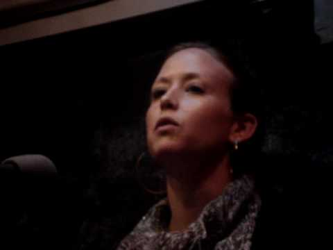 Video of Laura reading at Sunday Salon