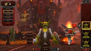 ASMR: World of Warcraft Episode 1 - Character Creation