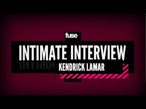 Kendrick Lamar Loves Bugs Bunny and Brandy - Intimate Interview