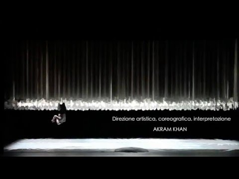 Akram Khan - Desh - Romaeuropa Festival 2012 video