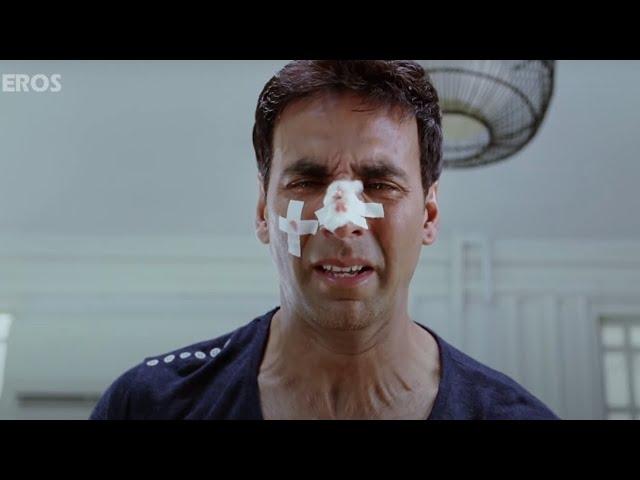 Akshay Kumar's Hilarious Comedy | De Dana Dan