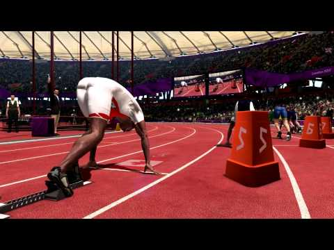Let's Look At - London 2012: The Official Video Game of the Olympic Games [PC/Xbox 360/PS3]