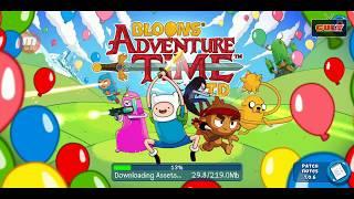 trò chơi đập bong bóng - balloon advantures time td