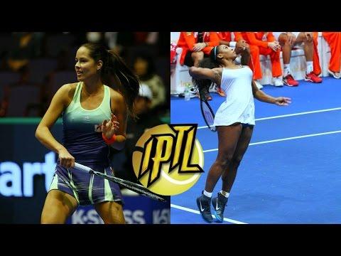 [HD] IPTL 2015 - Serena Williams vs Ana Ivanovic (Full match)