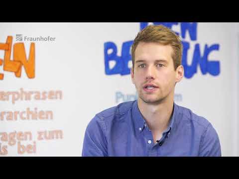 Philipp Wrycza, Wissenschaftlicher Mitarbeiter am Fraunhofer IML