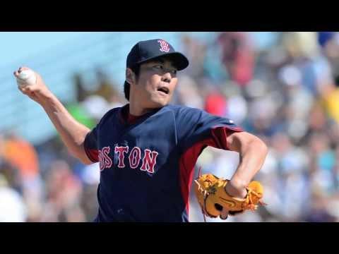 Red Sox closer Koji Uehara shows winning form in debut