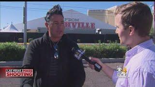 Group Hid In Freezer During Las Vegas Shooting