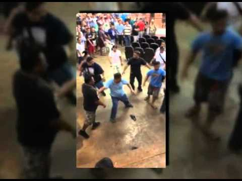5 people arrested for cockfighting brawl in Dededo