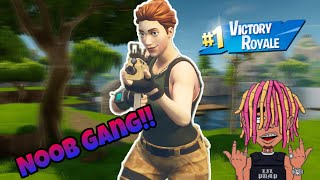 NOOB SQUAD!!! Fortnite Battle Royale Duos Gameplay