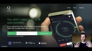Download QuickOption Broker Review 2017 - Best Quick Trade Method for Binary Options  - Youtube 3Gp Mp4
