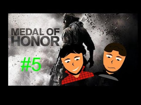 Medal of Honor Playthrough Part 5- Pop Quiz on the Middle East