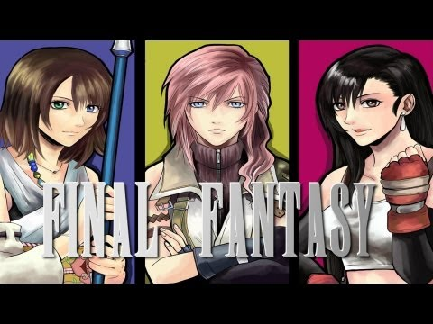 Final Fantasy Music Orchestra Remix 2 [FF7~13] ♫