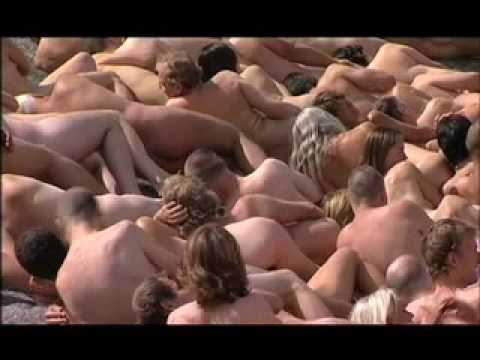 Spencer Tunick amp Greenpeace