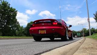 1994 FD RX7 Twin Turbo for sale with test drive, driving sounds, and walk through video