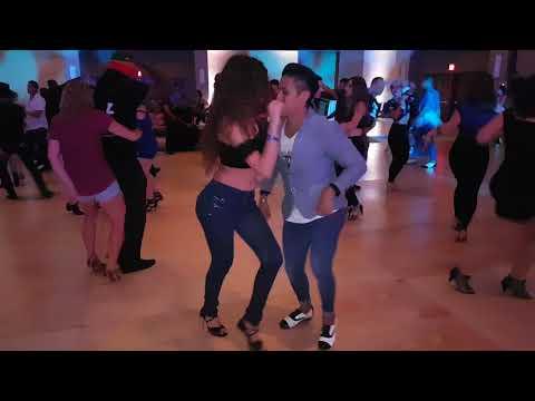 Ernesto y Brittney - B.I.G Salsa Fest 2017