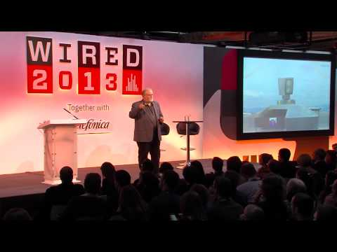 Self-driving cars and the future of robotic automotives - Brad Templeton | Wired 2013 video