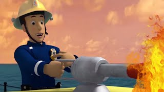 Fire Fighter Team Ready! 🔥Best Rescue Compilation | Fireman Sam US