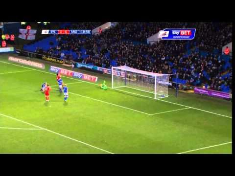 YouTube: Ipswich 2-0 Middlesbrough - Sky Bet Championship Season 2014-15