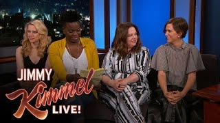 Leslie Jones Describes Her Ideal Man