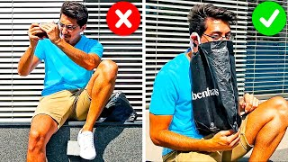 27 CRAZY INVENTIONS FOR COMMON SITUATIONS