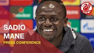 Sadio Mane | On 'spat' with Salah, CL & PL aims, and more
