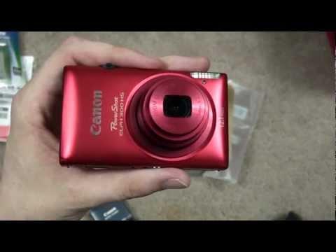 video: test footage video: canon powershot elph 300 hs 12.1 mp