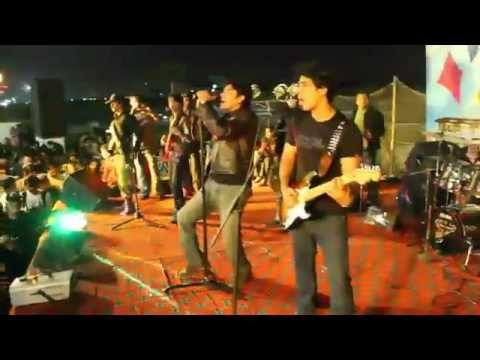 M.t.i Events Presents Shahzad Roy Live At Aladin Basant 2012 video