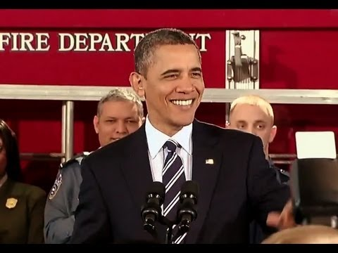President Obama Speaks about the Veterans Job Corps