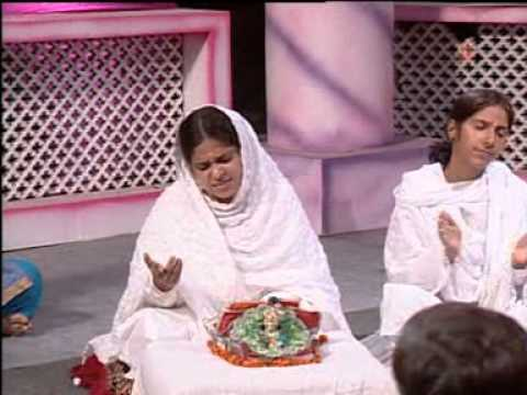 Radhe Radhe ............ultimate Bhajan By Sadhvi Purnima video