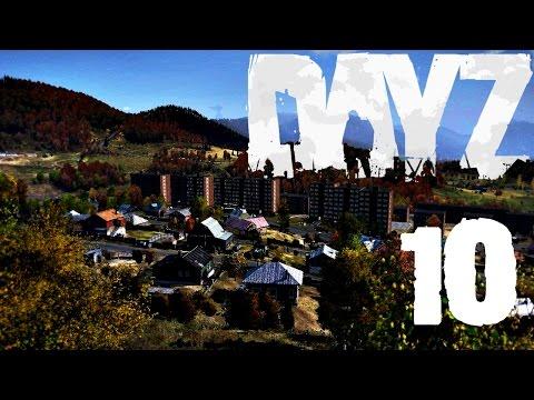 DayZ Mod #10 - Новая жизнь... Опять