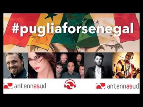 "Diretta Radio Antenna Sud per ""Puglia For Senegal"""