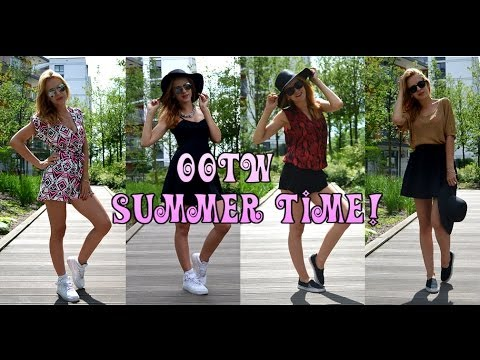 OOTW :♥ SUMMER TIME ♥ - YouTube
