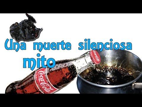 Mira lo que pasa cuando hierves Coca Cola — Desvelando Mitos