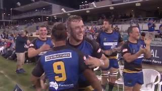 Force v Asia Pacific Dragons Highlights