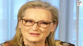 Meryl Streep Reacts To French Me Too Response & Catherine Deneuve Letter