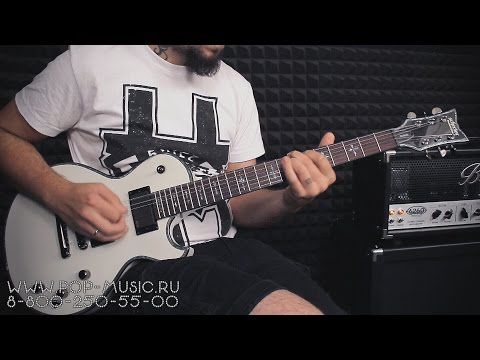 Электрогитара Schecter Hellraiser Solo-ii video