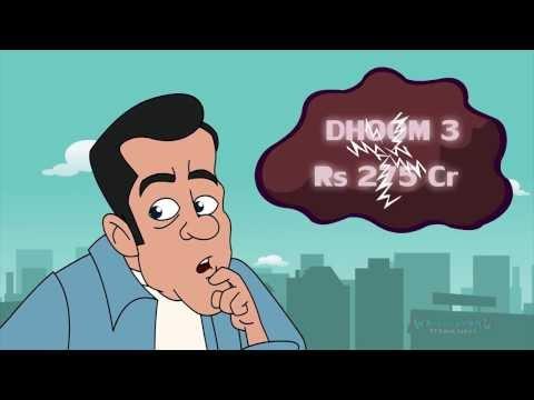 jai Ho Vs Dhoom 3 video