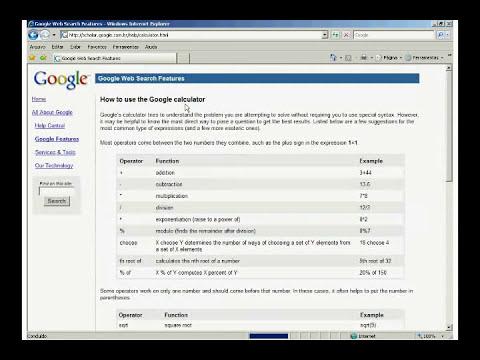 Google - Google Acadêmico