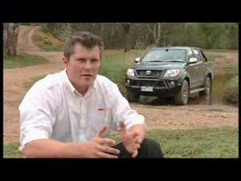 TRD HiLux - Behind the Scenes - Testing