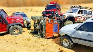 The Best RC Truck For Sands – Which One? Traxxas TRX4, Axial SCX10 II Jeep, Land Rover — Wilimovich