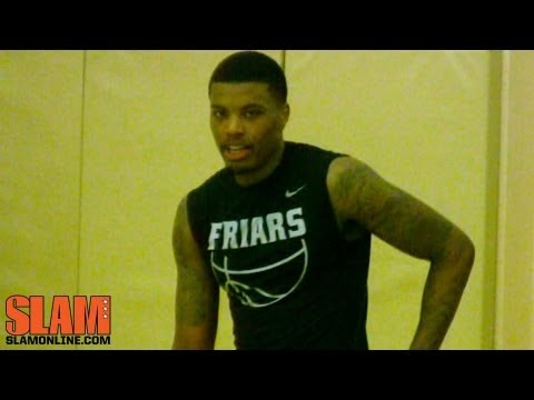 Ricardo Ledo 2013 NBA Draft Workout - Rick Ledo trains with John Lucas in Houston - SLAM Magazine