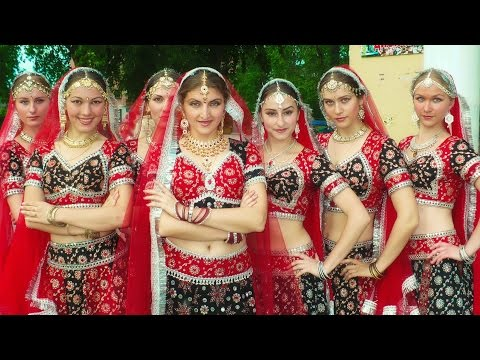 Jhoomo Re, Indian dance group MAYURI, Russia