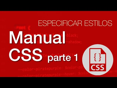 Manual de CSS. Parte1